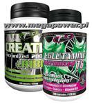 TREC Crea Shock Pack (kreatyna 250 kap. + glutamina 150g) w sklepie internetowym MegaPower.pl