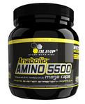 OLIMP Anabolic Amino 5500 Mega Caps 400 kap. w sklepie internetowym MegaPower.pl