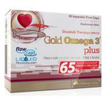 OLIMP Gold Omega 3 Plus Liquid Caps 60 kap. w sklepie internetowym MegaPower.pl