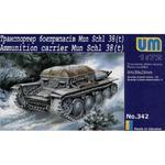 Transporter amunicji Mun Schl 38(t)(342) w sklepie internetowym SklepModelarski.pl