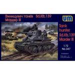 Niszczyciel czołgów Sd.Kfz.139 Marder III(347) w sklepie internetowym SklepModelarski.pl
