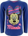 Bluzka Myszka Minnie fioletowa w sklepie internetowym Ubraniak.pl