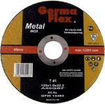 TARCZE DO CIĘCIA 125 x 1,0 x 22,2 mm GERMA FLEX INOX w sklepie internetowym e-Technik.pl