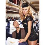 Przebranie Stewardessa - Baci Sexy Stewardess w sklepie internetowym PokojRozkoszy.pl