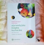 Ajurwedyjska książka kucharska w sklepie internetowym Indiaonline.pl
