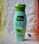 Vatika szampon do włosów z wyciągiem z dzikiego kaktusa do włosów słabych i łamliwych w sklepie internetowym Indiaonline.pl