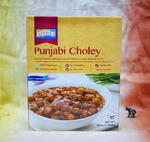 Ashoka Punjabi Choley - ciecierzyca w ostrym, aromatycznym sosie w sklepie internetowym Indiaonline.pl
