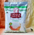 India Gate Ryż basmati Dubar 1kg w sklepie internetowym Indiaonline.pl