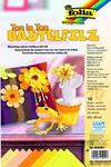 Filc kolorowy 1,5mm A4 Folia mix żółty x10 w sklepie internetowym papierA4.pl
