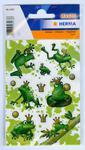 Naklejki HERMA Magic 3263 żaba, żabka w koronie x1 w sklepie internetowym papierA4.pl