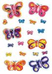 Naklejki HERMA Magic 6034 motyle motylki kolorowe w sklepie internetowym papierA4.pl