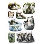 Naklejki HERMA Magic 6196 koty, kotki, kocięta x1 w sklepie internetowym papierA4.pl