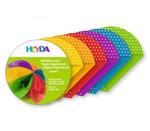 Papier do origami średnica 10cm Heyda kropki x66 w sklepie internetowym papierA4.pl