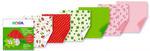 Papier do origami 10x10cm Heyda symb szczęścia x30 w sklepie internetowym papierA4.pl