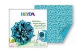 Papier do origami 20x20cm Heyda turkus x64 w sklepie internetowym papierA4.pl