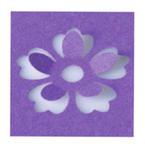 Dziurkacz ozdobny Heyda 3D 2,5cm - 02 kwiatek x1 w sklepie internetowym papierA4.pl