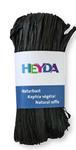 Rafia Heyda 50g - 89 czarna x1 w sklepie internetowym papierA4.pl
