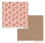 Papier do scrapbookingu 2-str Tropical 01 x5 w sklepie internetowym papierA4.pl