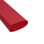 Krepa kolorowa, bibuła marszczona 08 c.czerwona x1 w sklepie internetowym papierA4.pl