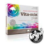Vita-Min Plus 30 kap. Witaminy i minerały Olimp w sklepie internetowym CentrumKulturystyki.pl