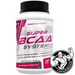 SUPER BCAA SYSTEM 300 cap. King Size VIP - Trec Nutrition w sklepie internetowym CentrumKulturystyki.pl