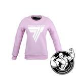 Bluza TW Sweatshirt 010 Pinky - Trec Wear w sklepie internetowym CentrumKulturystyki.pl