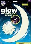 Plastikowe Gwiazdki i księżyc GLOW w sklepie internetowym Regdos.com.pl
