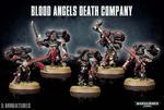 Blood Angels - Figurki Death Company - Kompania Śmierci w sklepie internetowym SuperSerie.pl