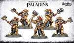 Figurki Stormcast Eternals: Paladins - Retributors w sklepie internetowym SuperSerie.pl