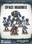 Start Collecting! Space Marines - Figurki zestaw startowy w sklepie internetowym SuperSerie.pl