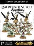 Start Collecting! Daemons of Nurgle - Figurki zestaw startowy w sklepie internetowym SuperSerie.pl