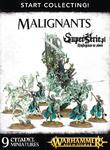 Start Collecting! Maligants - Figurki zestaw startowy w sklepie internetowym SuperSerie.pl