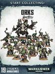 Start Collecting! Orks - Figurki zestaw startowy w sklepie internetowym SuperSerie.pl