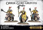 Figurki Ironjawz Orruk Gore-Gruntas w sklepie internetowym SuperSerie.pl