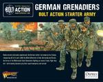 Figurki Bolt Action Starter Army - German Grenadiers w sklepie internetowym SuperSerie.pl