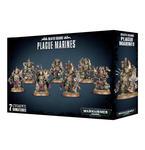Figurki Death Guard Plague Marines w sklepie internetowym SuperSerie.pl