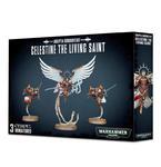 Figurki Celestine, the Living Saint w sklepie internetowym SuperSerie.pl