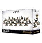 Figurki Gloomspite Gitz Grots - Stabbas Figurki Glomspite Gitz Grots w sklepie internetowym SuperSerie.pl