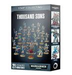 Start Collecting! Figurki Thousand Sons Start Collecting! Figurki Thousand Sons w sklepie internetowym SuperSerie.pl