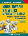 Modelowanie sylwetki metodą Delaviera Tom 1 w sklepie internetowym Ksiazki-medyczne.eu