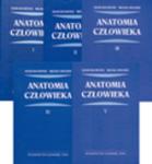 Anatomia człowieka T. 1-5 Komplet 2016 w sklepie internetowym Ksiazki-medyczne.eu