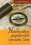 Historia odkryć geograficznych i poznania Ziemi w sklepie internetowym Ksiazki-medyczne.eu
