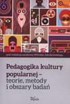 Pedagogika kultury popularnej w sklepie internetowym Ksiazki-medyczne.eu
