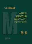 Stedman. Wielki słownik medyczny angielsko-polski M-R w sklepie internetowym Ksiazki-medyczne.eu