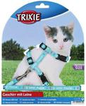 Trixie Szelki regulowane dla małych kotów z motywem [4181] w sklepie internetowym Taka karma