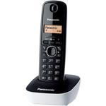 Telefon bezprzewodowy Panasonic KX-TG1611PDW biało-czarny // Wysyłka w 24h - Gwarancja dostępności / 19 lat najwyższej jakości - biało-czarny w sklepie internetowym Awa24.pl