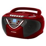 Radiomagnetofon Hyundai TRC718AU3R FM/AM czerwony // Wysyłka w 24h - Gwarancja dostępności / 20 lat najwyższej jakości - czerwony w sklepie internetowym Awa24.pl