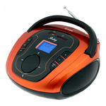 Radioodtwarzacz Eltra Swing PLL USB/SD pomarańczowy // Wysyłka w 24h - Gwarancja dostępności / 20 lat najwyższej jakości - pomarańczowy w sklepie internetowym Awa24.pl