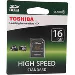 Karta pamięci Toshiba SDHC 16GB Class 4 // Wysyłka w 24h - Gwarancja dostępności / 20 lat najwyższej jakości / Doradztwo przed zakupem w sklepie internetowym Awa24.pl