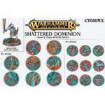 Age of Sigmar: Shattered Dominion: 25 & 32mm Round w sklepie internetowym Xjoy.pl